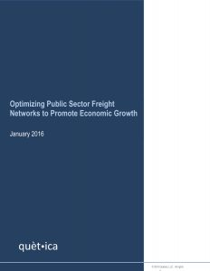 Quetica White Paper - Optimizing Public Freight Networks 1601_1