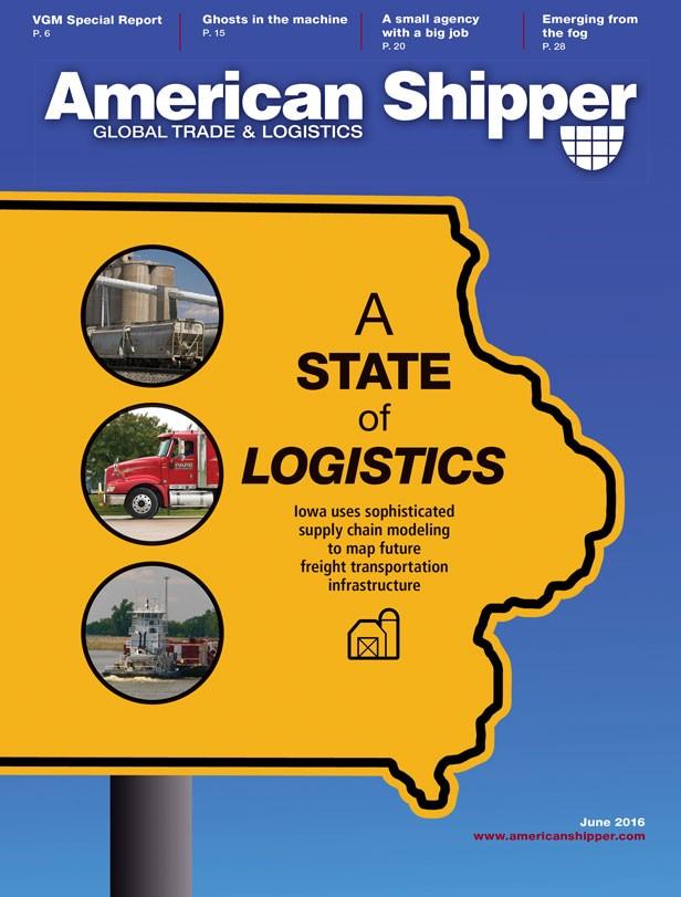 American Shipper June 2016