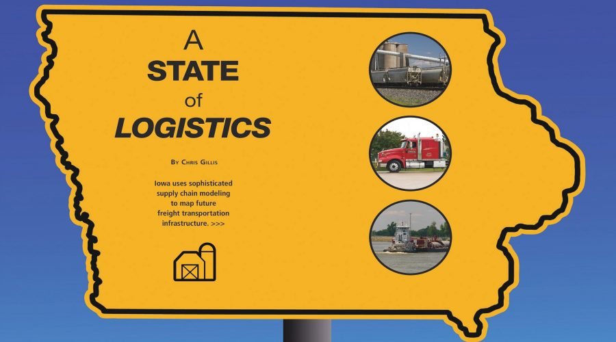 American Shipper's June Cover Story: A State of Logistics