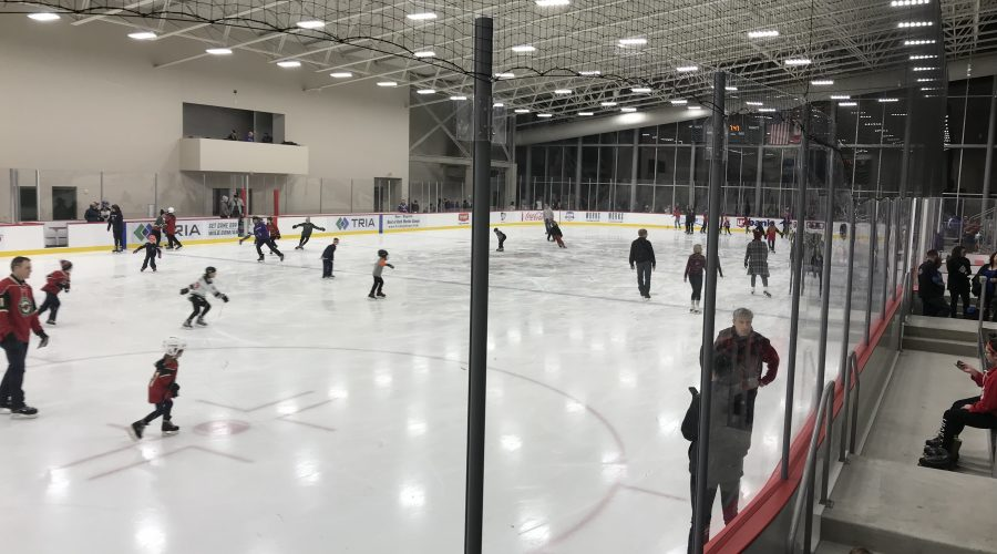 Equity On Ice at TRIA Rink at Treasure Island Center in Saint Paul